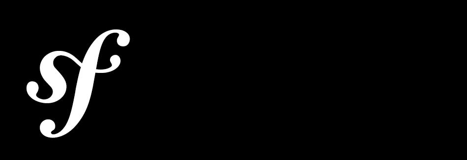 symfony black