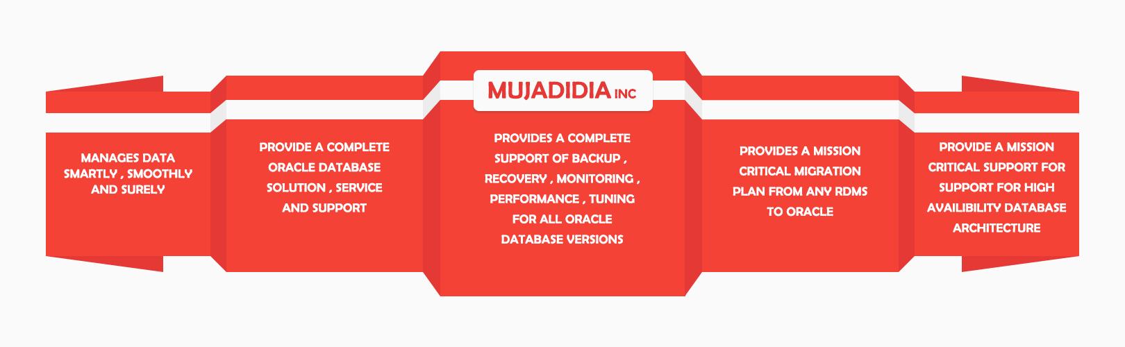 DB Management Services – Mujadidia Inc