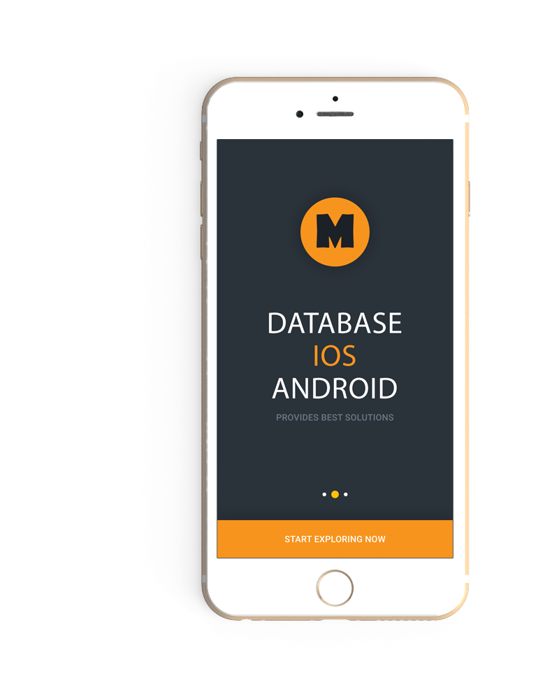 database ios android