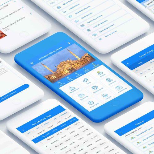 Islamic Center Apps