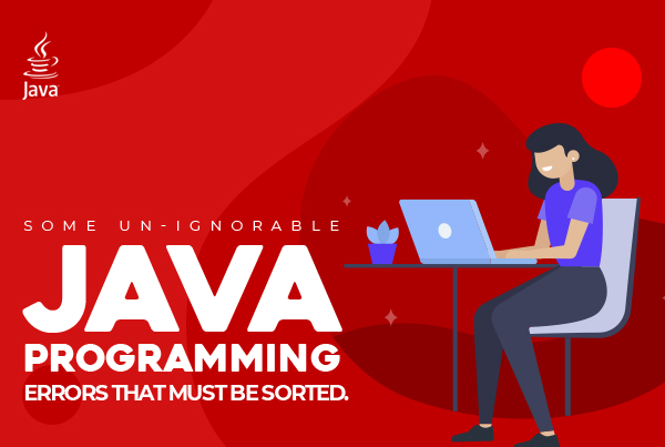 Java Programming Errors